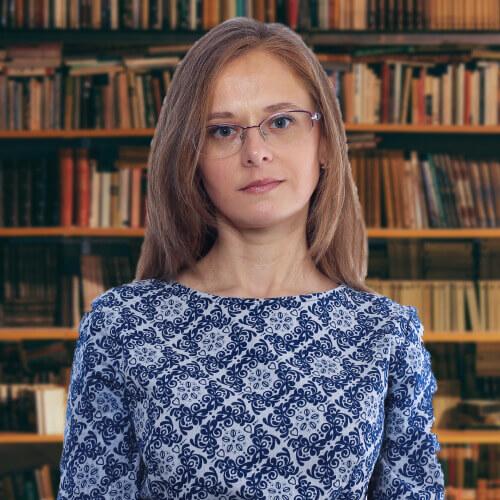 Кислякова Юлия Николаевна