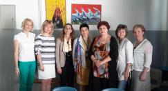 Визит представителей БГПУ во Флорентийский государственный университет