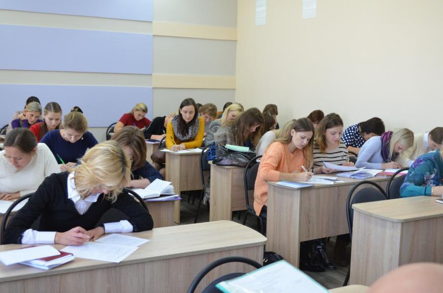 Состоялись вступительные испытания по специальности Логопедия  Назад к списку новостей